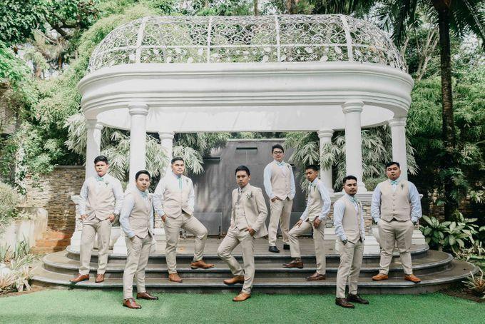 Tagaytay Wedding  Neil & Aika  Hillcreek Gardens by The LoveStruck Photography - 029