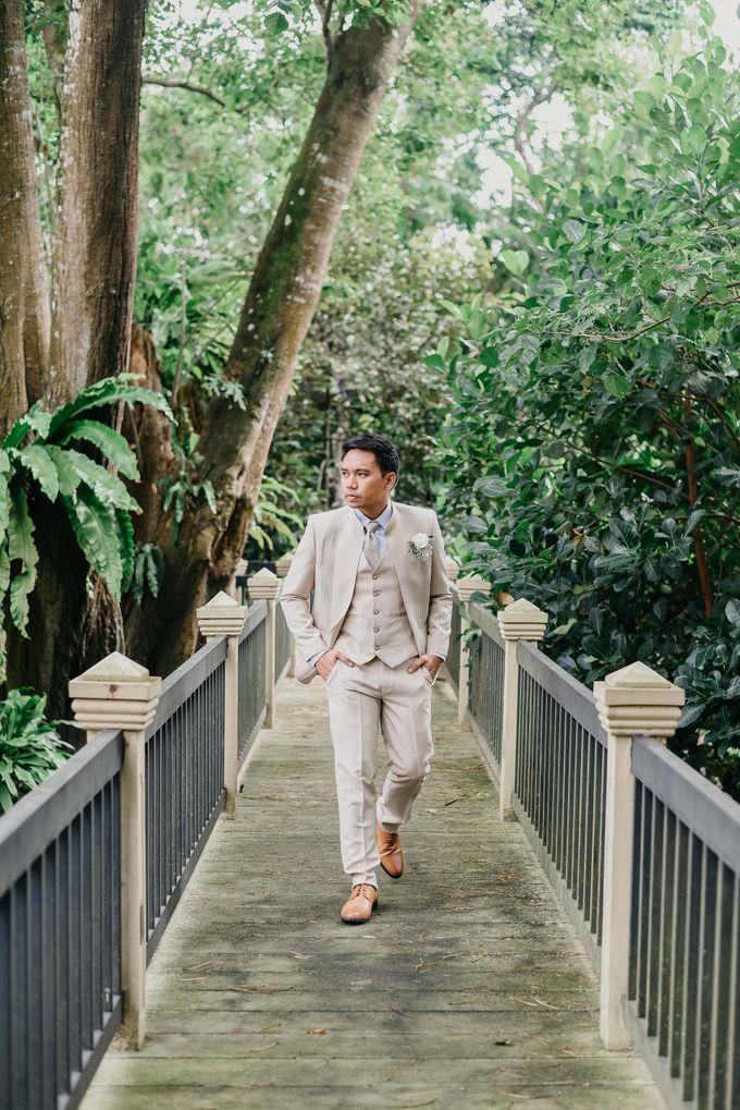 Tagaytay Wedding  Neil & Aika  Hillcreek Gardens by The LoveStruck Photography - 034