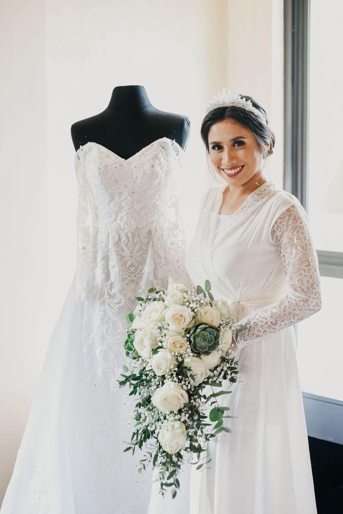 Tagaytay Wedding  Neil & Aika  Hillcreek Gardens by The LoveStruck Photography - 035