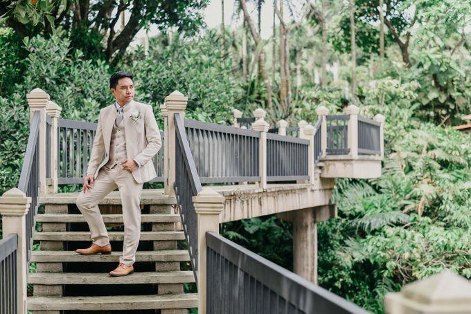 Tagaytay Wedding  Neil & Aika  Hillcreek Gardens by The LoveStruck Photography - 036