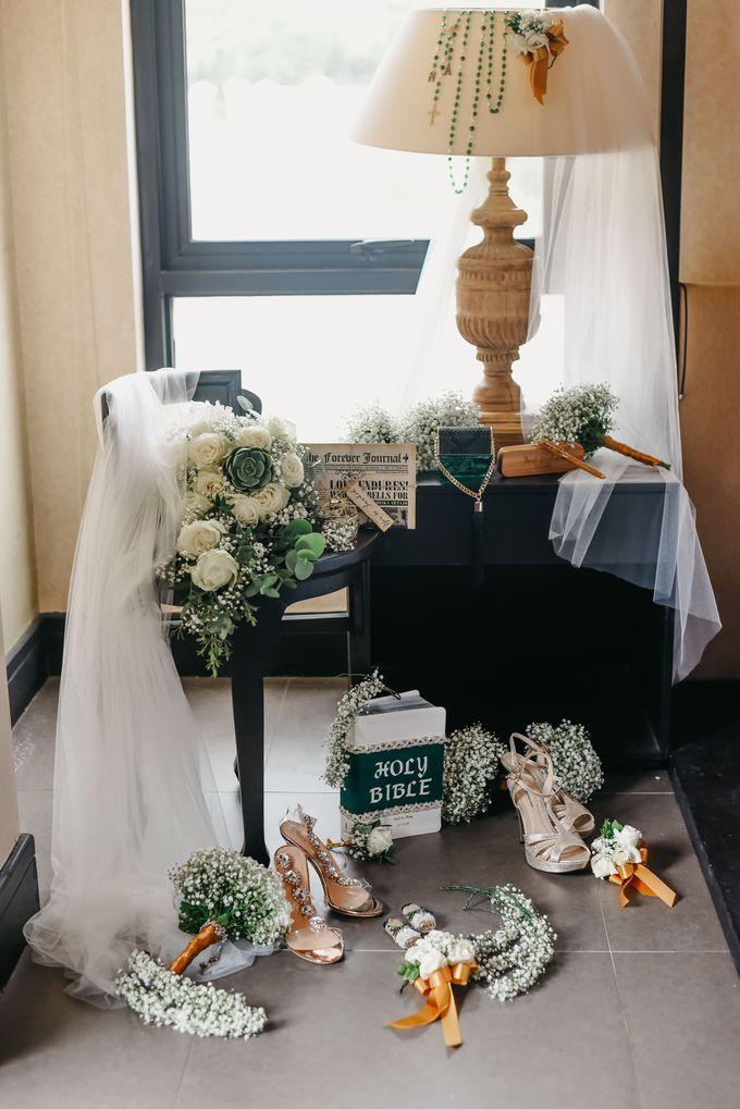 Tagaytay Wedding  Neil & Aika  Hillcreek Gardens by The LoveStruck Photography - 004