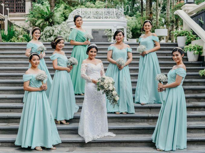 Tagaytay Wedding  Neil & Aika  Hillcreek Gardens by The LoveStruck Photography - 041