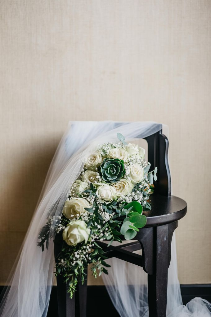 Tagaytay Wedding  Neil & Aika  Hillcreek Gardens by The LoveStruck Photography - 005