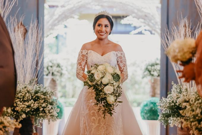 Tagaytay Wedding  Neil & Aika  Hillcreek Gardens by The LoveStruck Photography - 046