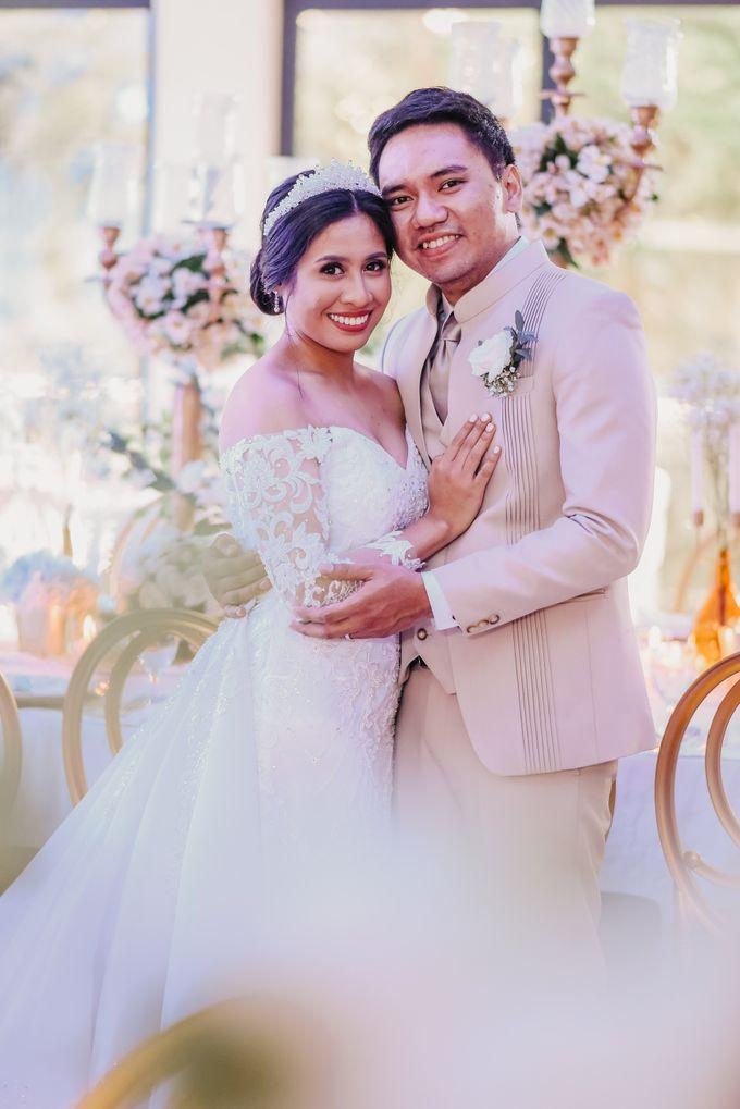 Tagaytay Wedding  Neil & Aika  Hillcreek Gardens by The LoveStruck Photography - 047