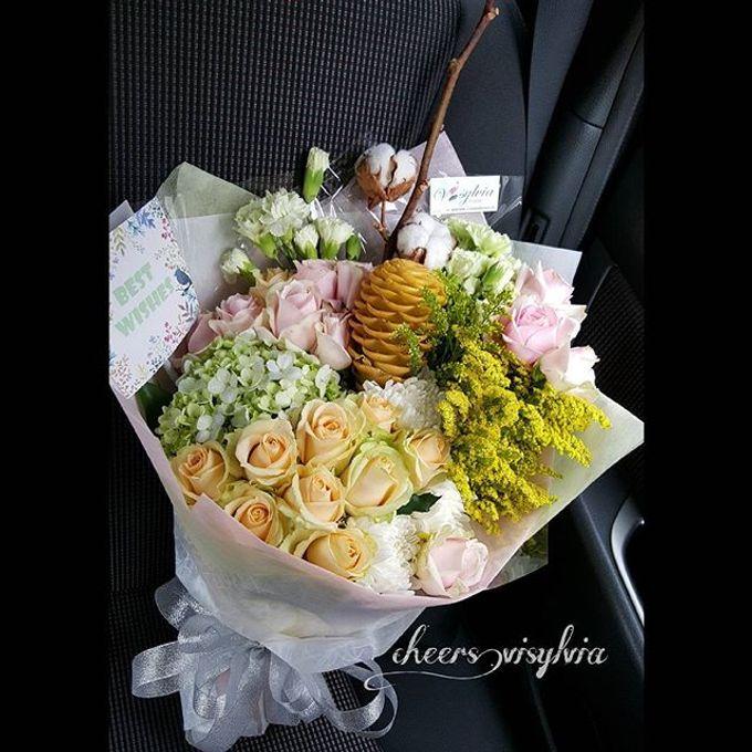 Gift Bouquet  by visylviaflorist - 017