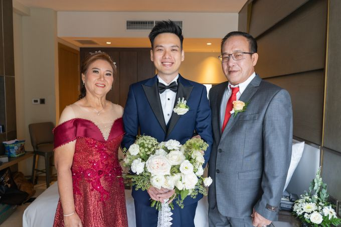 The Wedding of Hansen & Jessica by Lasika Production - 041