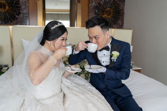 The Wedding of Hansen & Jessica by Lasika Production - 042