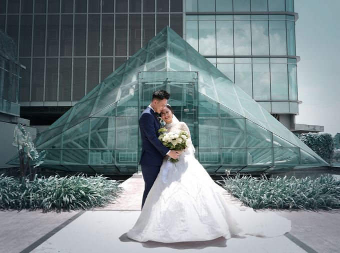 The Wedding of Hansen & Jessica by Lasika Production - 043