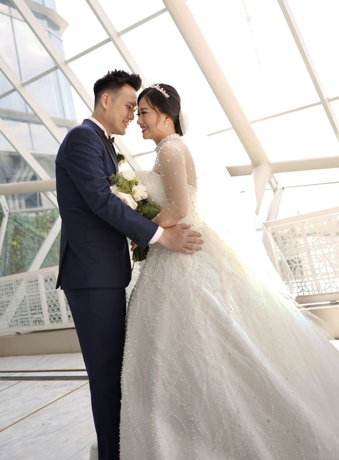 The Wedding of Hansen & Jessica by Lasika Production - 044