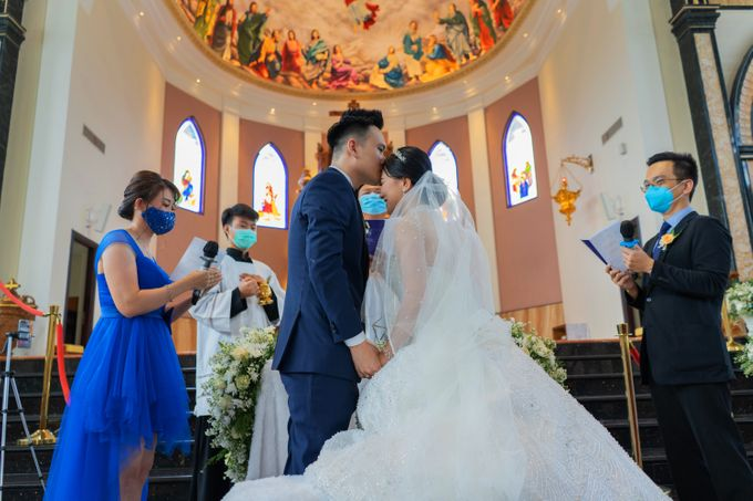 The Wedding of Hansen & Jessica by Lasika Production - 049