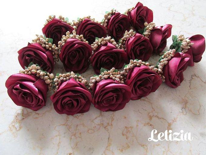 No-Leaf-Boutonniere by Letizia Wedding - 002