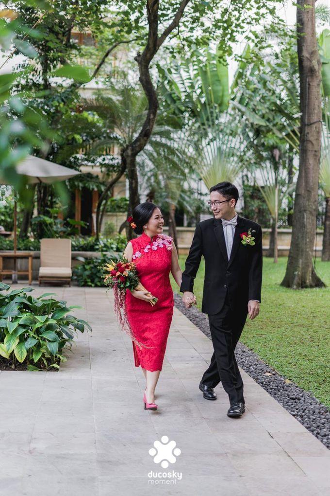 The Wedding Of Takeshi & Stephanie - 18.03.2018 by Sugarbee Wedding Organizer - 004