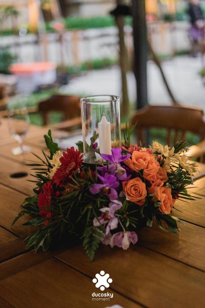 The Wedding Of Takeshi & Stephanie - 18.03.2018 by Sugarbee Wedding Organizer - 001