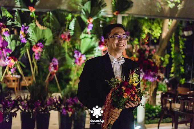 The Wedding Of Takeshi & Stephanie - 18.03.2018 by Sugarbee Wedding Organizer - 003