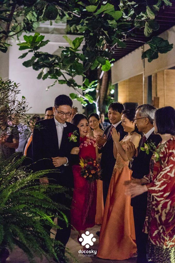 The Wedding Of Takeshi & Stephanie - 18.03.2018 by Sugarbee Wedding Organizer - 008