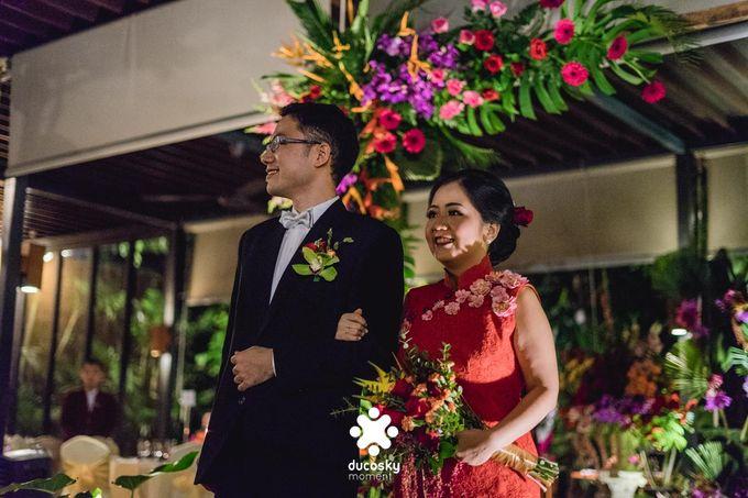 The Wedding Of Takeshi & Stephanie - 18.03.2018 by Sugarbee Wedding Organizer - 006