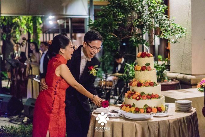 The Wedding Of Takeshi & Stephanie - 18.03.2018 by Sugarbee Wedding Organizer - 005