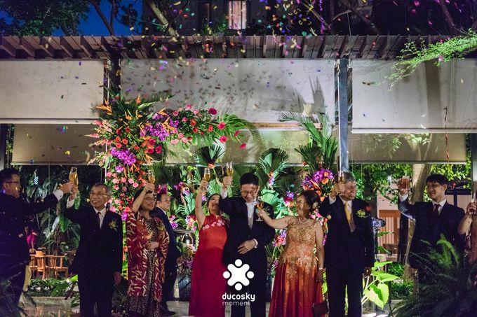 The Wedding Of Takeshi & Stephanie - 18.03.2018 by Sugarbee Wedding Organizer - 007