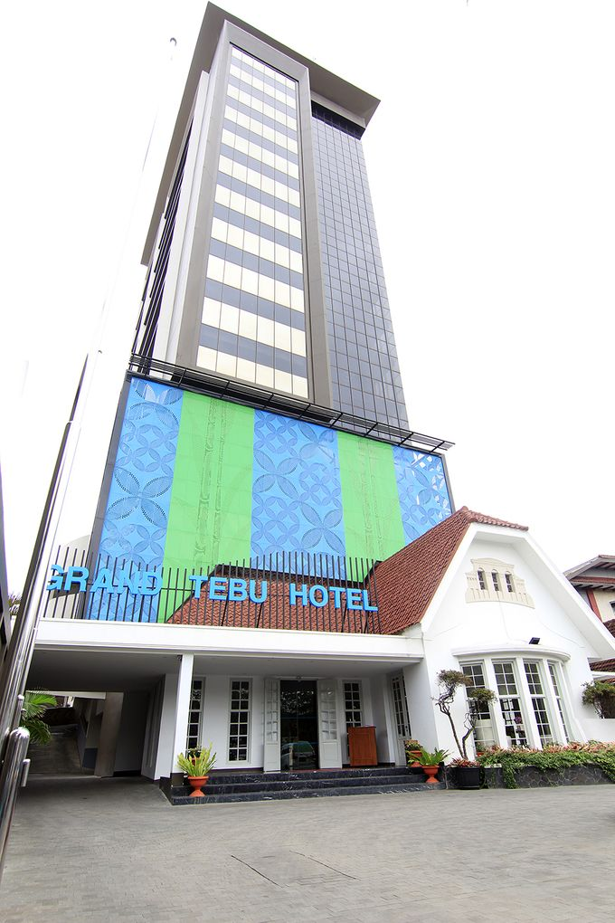 Ballroom and Rooftop by Grand Tebu Hotel - 001