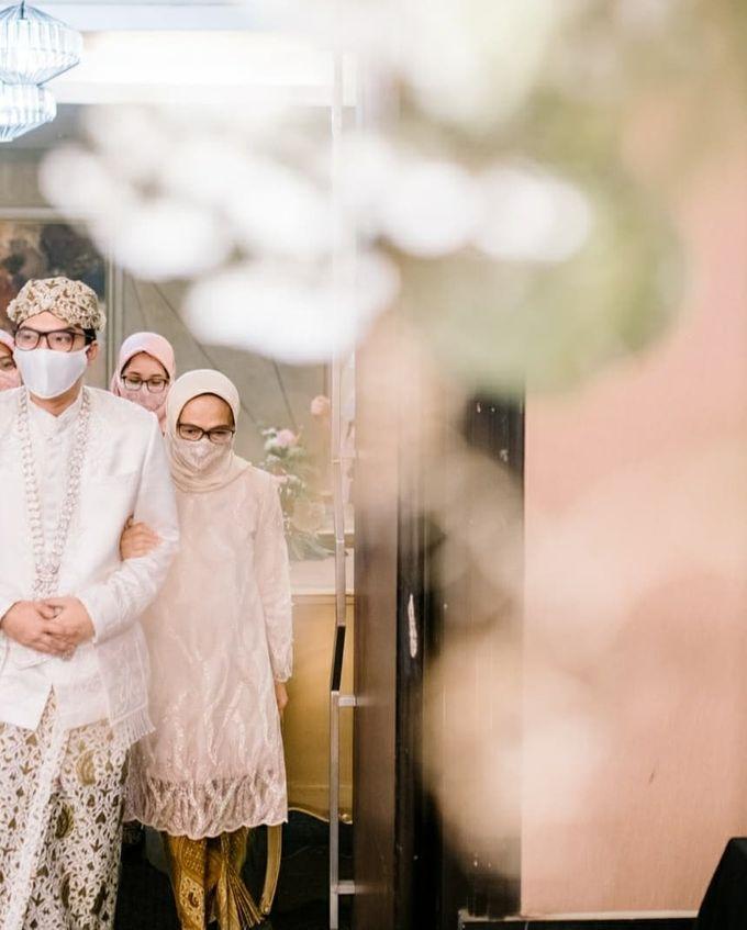 Wedding of Abi & Tami | 19 December 2020 by Financial Club Jakarta - 024