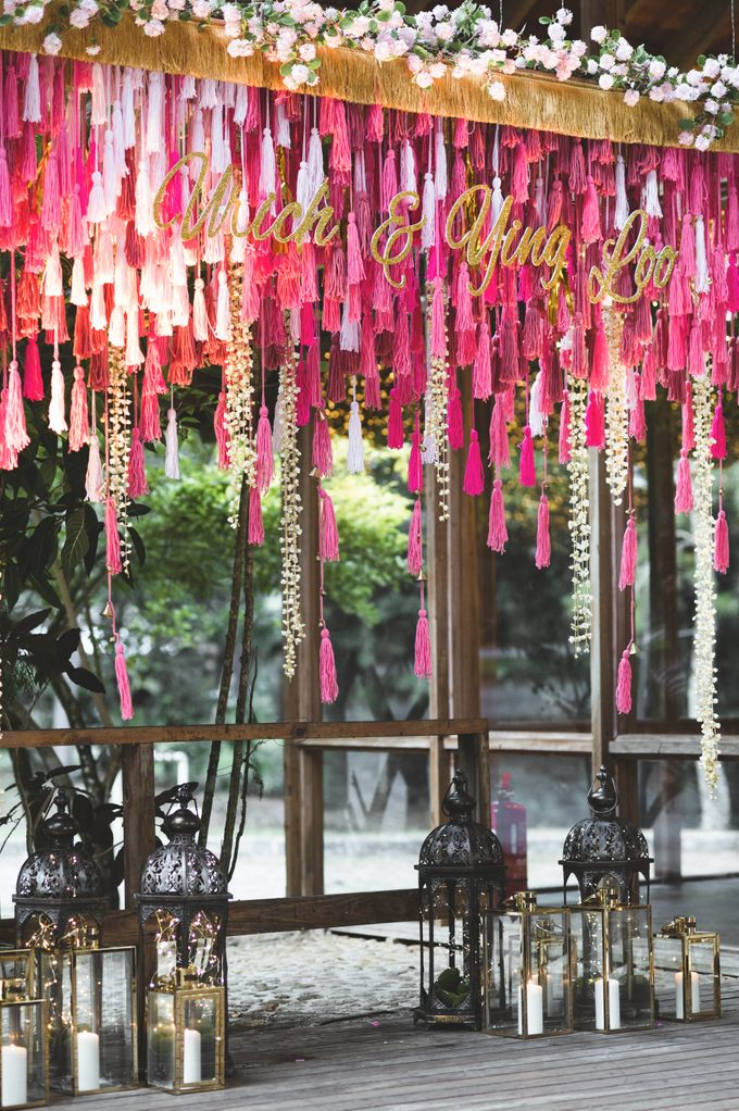Urich & Ying Loo by Fleurs At Marrakesh - 004