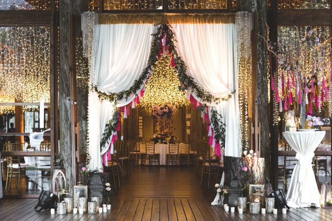 Urich & Ying Loo by Fleurs At Marrakesh - 010