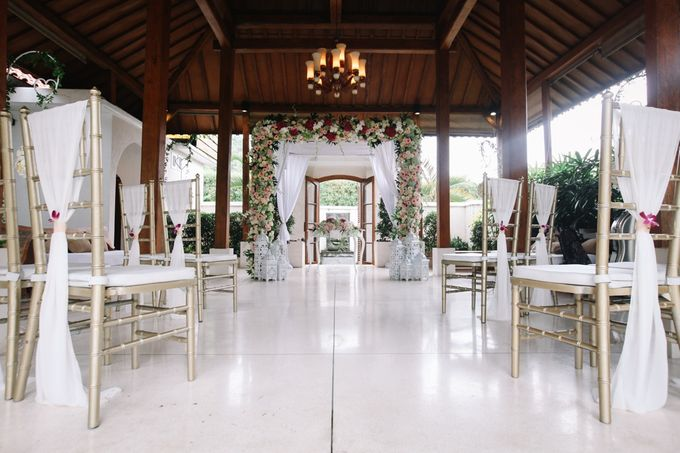 The Wedding of Mr Tadashi and Ms Hye Jin by Bali Wedding Atelier - 006