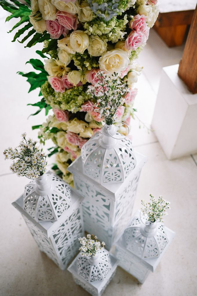 The Wedding of Mr Tadashi and Ms Hye Jin by Bali Wedding Atelier - 007