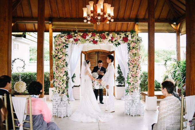 The Wedding of Mr Tadashi and Ms Hye Jin by Bali Wedding Atelier - 009