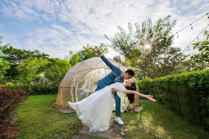 Summerhouse Wedding by GrizzyPix Photography - 003