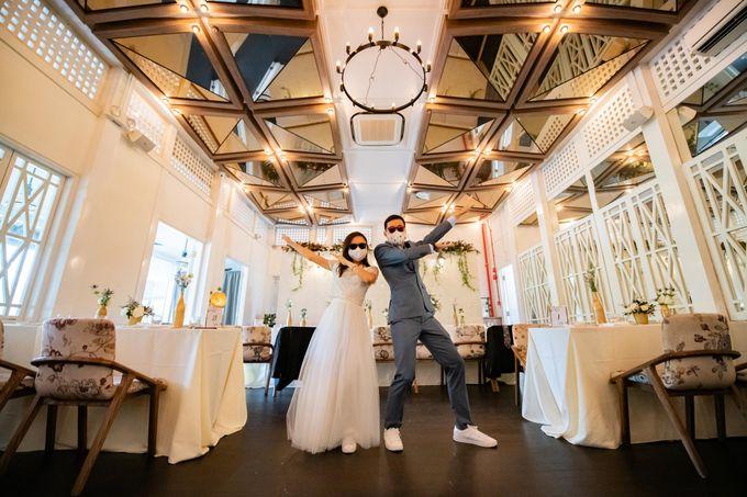 Summerhouse Wedding by GrizzyPix Photography - 005