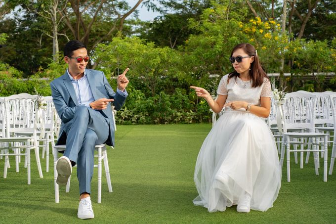 Summerhouse Wedding by GrizzyPix Photography - 007