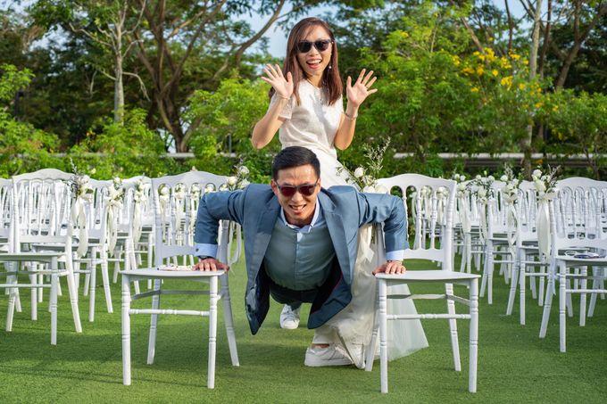 Summerhouse Wedding by GrizzyPix Photography - 008
