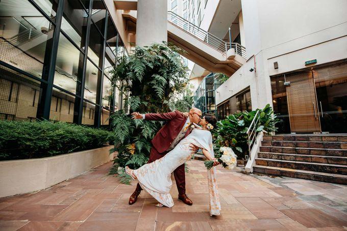 OLPS & Four Seasons Hotel Wedding by GrizzyPix Photography - 002