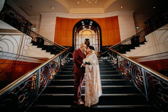 OLPS & Four Seasons Hotel Wedding by GrizzyPix Photography - 024