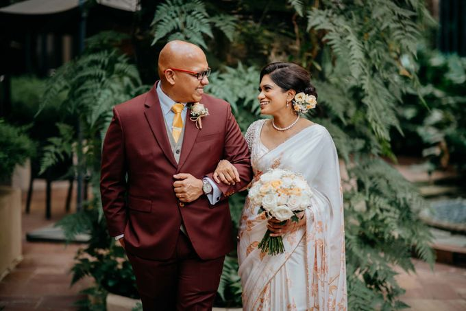 OLPS & Four Seasons Hotel Wedding by GrizzyPix Photography - 028