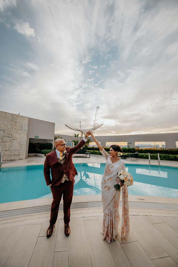 OLPS & Four Seasons Hotel Wedding by GrizzyPix Photography - 030