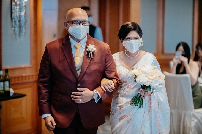 OLPS & Four Seasons Hotel Wedding by GrizzyPix Photography - 033