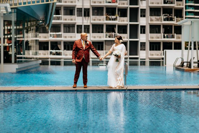 OLPS & Four Seasons Hotel Wedding by GrizzyPix Photography - 005