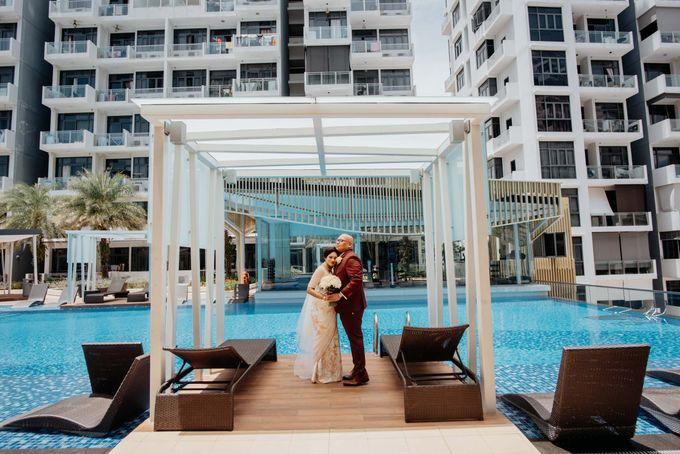 OLPS & Four Seasons Hotel Wedding by GrizzyPix Photography - 008