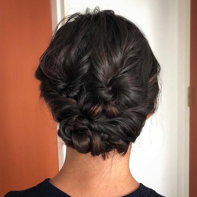 Bridal Hairdo by TangYong Hair & Makeup - 001