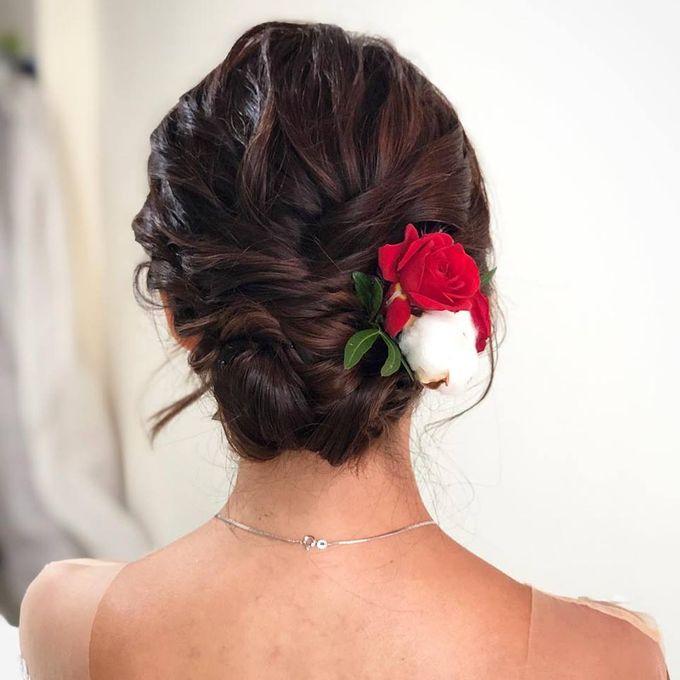 Bridal Hairdo by TangYong Hair & Makeup - 007