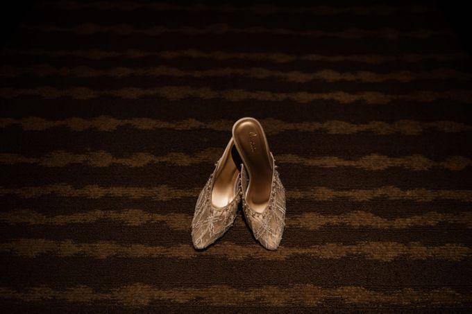 Tania & Irfan Wedding at JS Luwansa Hotel Jakarta by AKSA Creative - 001