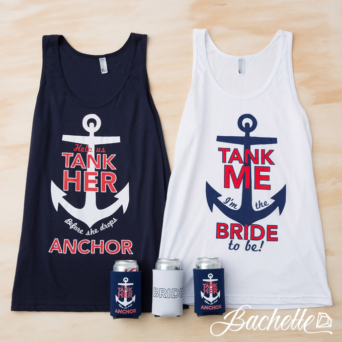 Our Most Popular Bachelorette Party Tank Tops by Bachette - 003