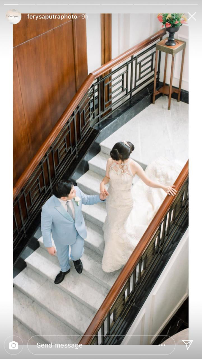 wedding makeup brides jessica by GV by Gabriella Vania - 004