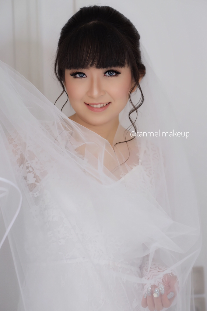 wedding makeup brides jessica by GV by Gabriella Vania - 005