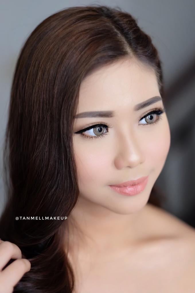 Wedding Makeup by tanmell makeup - 010