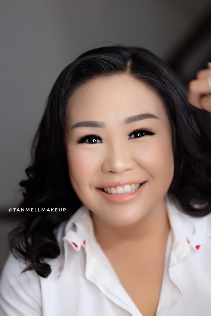 brides to be .. test makeup for prewedding  by tanmell makeup - 004