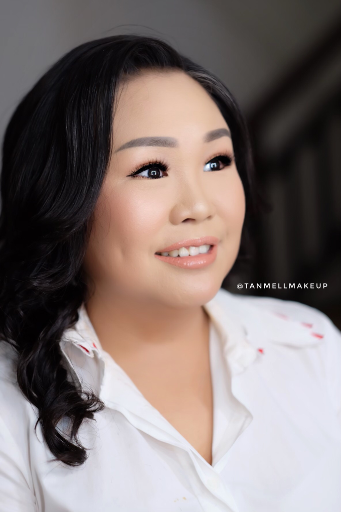 brides to be .. test makeup for prewedding  by tanmell makeup - 006